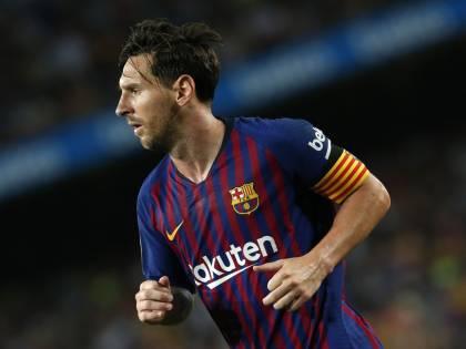 Quanta poesia in un dribbling di quel folletto di Messi