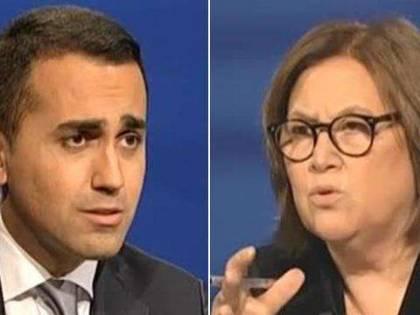 """""""Di Maio si dimetta"""", """"Cercasi giornalista"""": scontro Annunziata-M5s"""