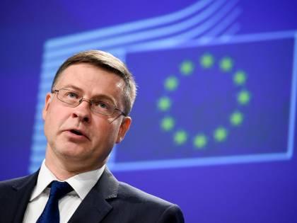 Dombrovskis: no aiuti alle imprese già a pezzi e niente golden rule per gli investimenti green
