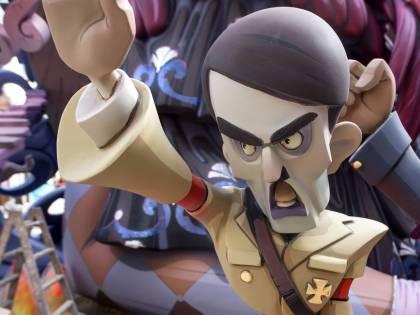 Il consigliere laburista si maschera da Hitler e finisce nella bufera