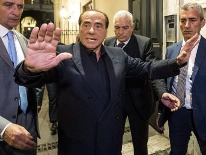 """Berlusconi: """"La Lega senza di noi alle Politiche? Non credo vogliano suicidarsi"""""""