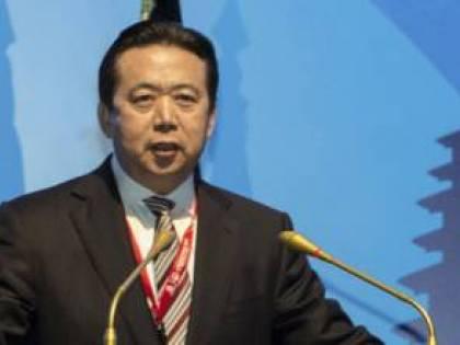 """Cina, sparito nel nulla l'ex capo dell'Interpol. La moglie: """"Non so se sia vivo"""""""