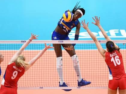 Italia è anche di un'atleta nera (Purché stia nel tricolore...)
