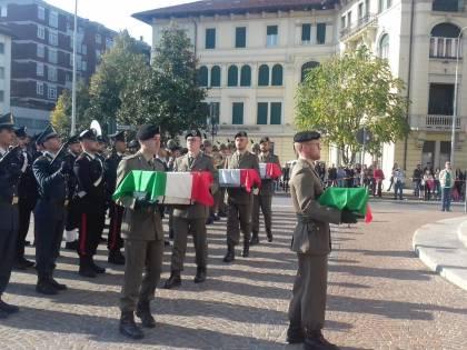 Foibe, onori solenni ai sette italiani trucidati a Castua dai partigiani jugoslavi