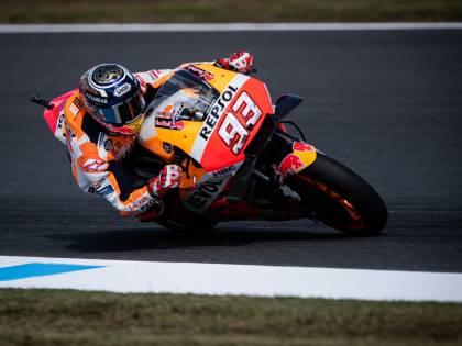 Motogp, Giappone: Marquez vince e si laurea campione del mondo