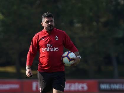 """Gattuso saluta Higuain: """"Non mi ha deluso"""""""