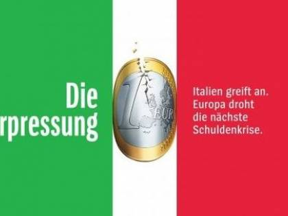 """Lo Spiegel ci attacca: """"Ecco il ricatto italiano"""""""
