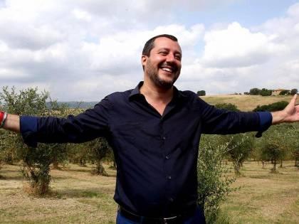La sinistra e gli insulti a Salvini
