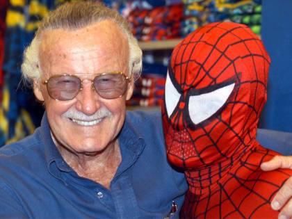 Fumetti, è morto Stan Lee: il papà dei supereroi