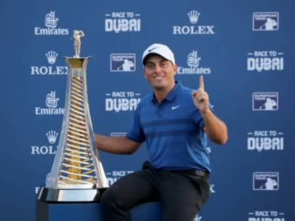 Golf, l'annata leggendaria e i record di Francesco Molinari