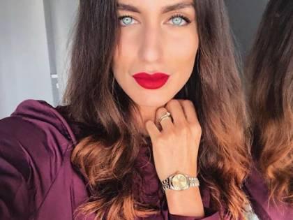 """La modella Ilaria Capponi: """"Orgogliosa della mia taglia 42"""""""