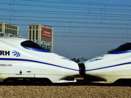 La Cina autorizza ferrovia sottomarina ad alta velocità