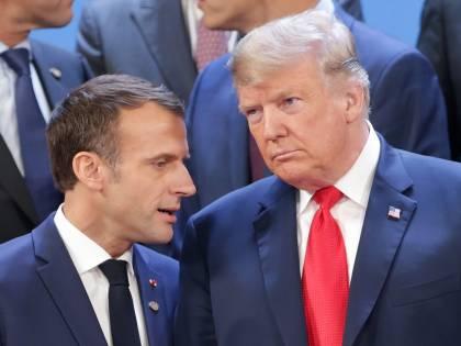 G20, Macron guida la fronda anti Trump. Gli Usa pronti allo strappo
