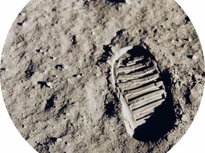 """""""E Armstrong correva..."""" Sulla Luna con la Fallaci"""