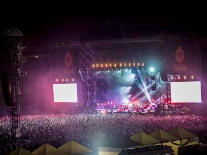 Firenze Rocks, concerto che vale oltre 33milioni