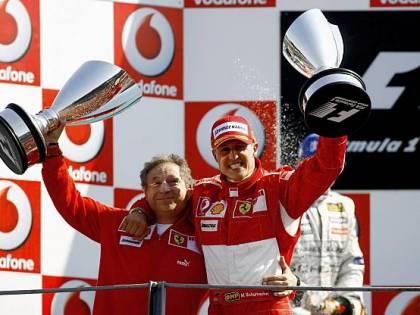 Jean Todt rivela: ''Schumacher lotta ogni giorno per migliorare''