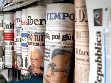 Manovra, accordo sul taglio ai fondi per l'editoria: stop dal 2022