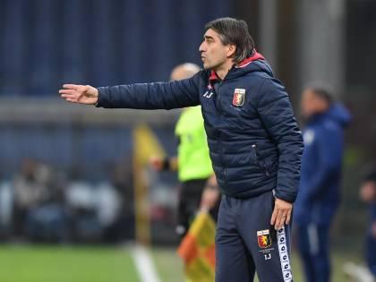 Genoa, la sconfitta contro l'Entella fatale per Juric: al suo posto arriva Prandelli