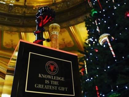 Arriva il monumento di Satana: feste di Natale choc in America