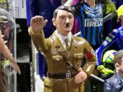 Napoli, nel presepe di San Gregorio Armeno spunta la statuetta di Hitler