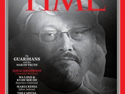 """Il Time ha scelto le sue """"persone dell'anno"""" e sono i giornalisti, """"guardiani della verità"""""""