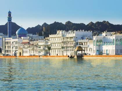 Città, deserto, oasi e cultura in Oman