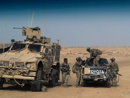 Siria, James Mattis ha firmato il ritiro delle truppe Usa