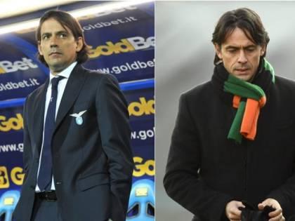 """Il derby degli Inzaghi: Simone può """"esonerare"""" Pippo"""