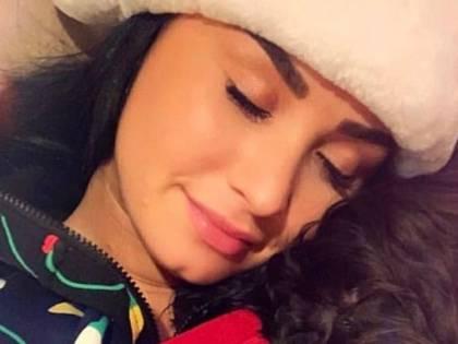 Demi Lovato: Natale in famiglia per la pop star dopo il ricovero