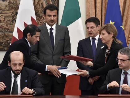Da Porta Nuova alla Sardegna: tutti gli affari del Qatar in Italia