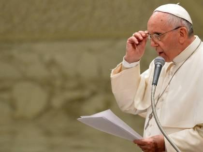 """Papa Francesco alla prima udienza 2019 attacca i cristiani """"ipocriti"""""""