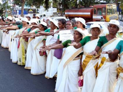 """India, protesta epocale delle donne: """"Vogliamo pregare anche noi"""""""