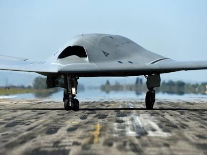 Test di combattimento contro nemici reali per il drone nEUROn