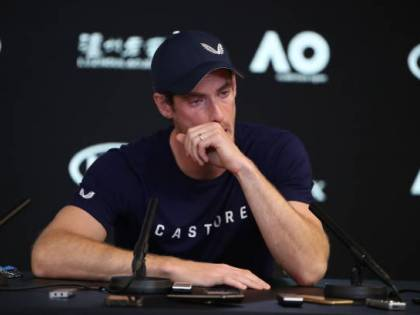 Andy Murray dice addio al tennis: ''Troppo dolore all'anca''