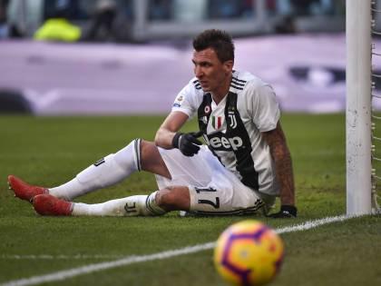 Juventus, il Giudice Sportivo grazia Mandzukic: niente squalifica