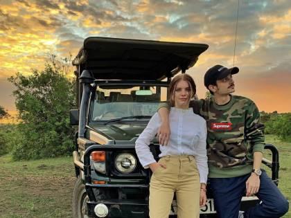 Fabio Rovazzi prima di Sanremo si rilassa in Kenya con la fidanzata