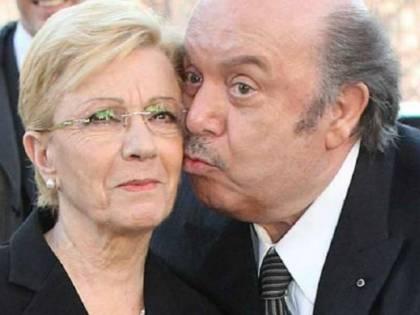 La grande sofferenza di Lino Banfi per la moglie malata di Alzheimer