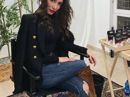 Lady Keita sexy su Instagram: gli scatti di Simona Guatieri
