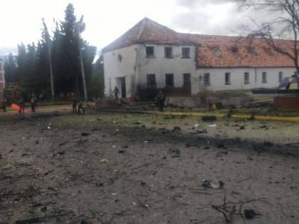 Colombia, bomba contro scuola di polizia a Bogotà: almeno 9 morti