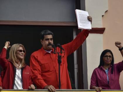 Che vergogna il nostro governo pro-Maduro