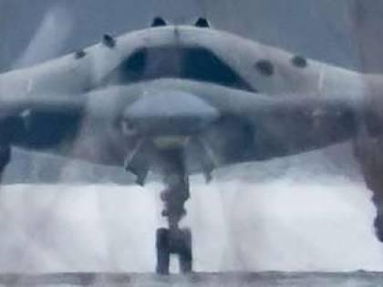 Russia, svelata la prima immagine del drone di sesta generazione