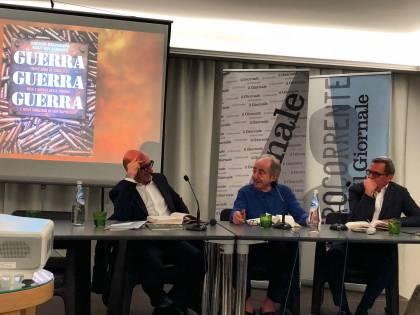 Ad Abano Biloslavo e Micalessin raccontano la loro Guerra