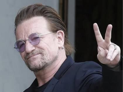 """Bono al World Economic Forum """"Se l'Africa fallisce, l'Europa non può vincere"""""""