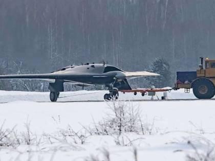La Russia e il drone Hunter