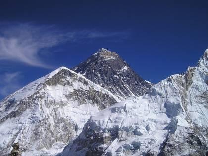 La montagna è mistica, ma in solitudine