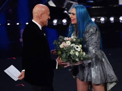 """Gli """"up and down"""" a Sanremo: Bertè super, delusione Einar"""