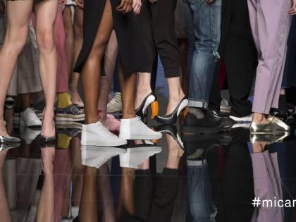 Il mondo della calzatura al Micam tra seduzione e tendenza sneakers