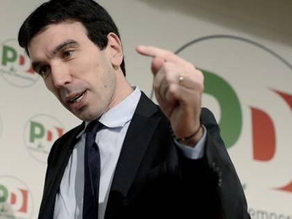 """Martina a Macron: """"Italia, governo scellerato, ministri incompetenti"""""""