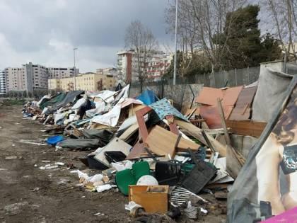 Rogo nella baraccopoli abusiva di Borgo Mezzanone: morto un migrante