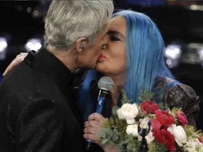 E' Il Festival dei baci… sulla bocca